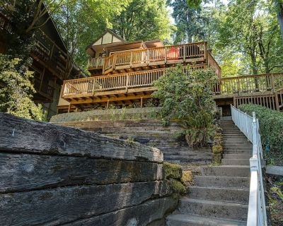 Stafford River House - Stafford - Tualatin Valley