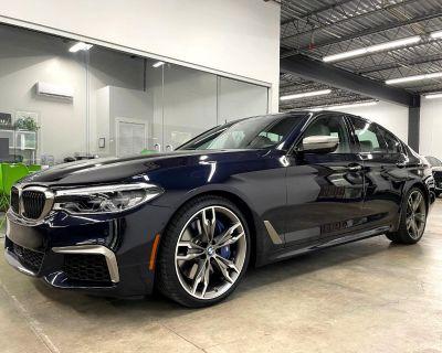 Used 2018 BMW 5-Series M550i xDrive