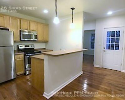 Updated 3 Bedroom 2 Bath with AC, Hardwood, Updated Kitchen!  Aug 1st