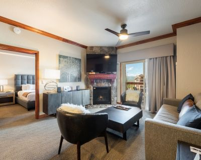 Newly renovated (Jan 19') 775sqf Huge 1 BDR Luxury Condo - Park City