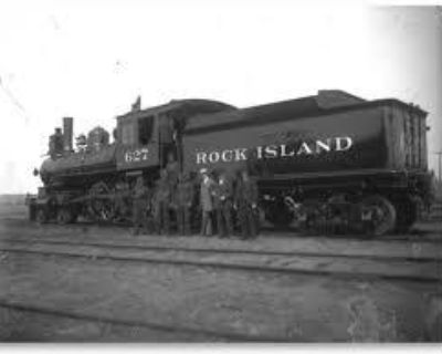 Wanted Rock Island Railroad items!