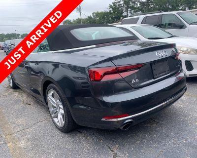 Pre-Owned 2019 Audi A5 Cabriolet Premium