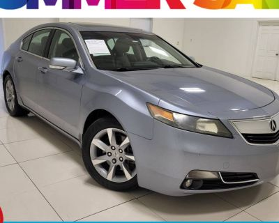 2012 Acura TL Technology Package