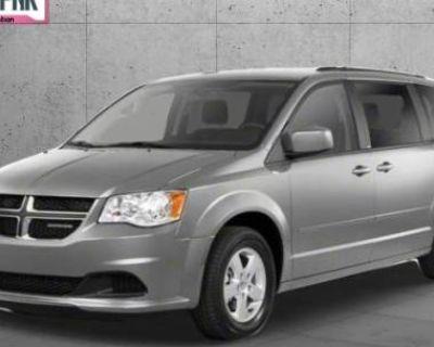 2012 Dodge Grand Caravan American Value Pack