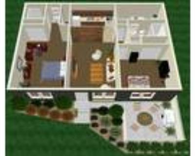 Ranchside - Two Bedroom Two Bath with Master Bedroom Apartment