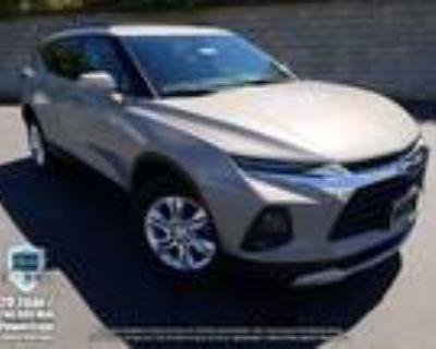 2021 Chevrolet Blazer, new