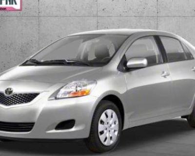 2012 Toyota Yaris Standard