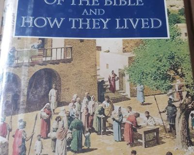 Vintage Bible book