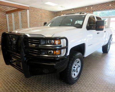 "2017 Chevrolet Silverado 2500HD 4WD Crew Cab 153.7"" Work Truck"