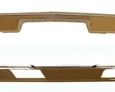 1974 Plymouth Barracuda Front/rear Bumper Set X100-1574-s New