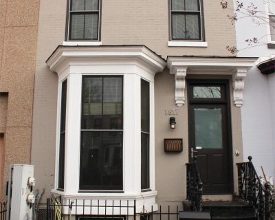 Townhouse Rental - 1817 15th St NW