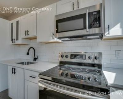 3126 16th St Nw #2, Washington, DC 20010 1 Bedroom Apartment