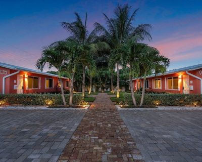 Designers Private Villa in Delray's Hottest Neighborhood - Newly Renovated - Delray Beach