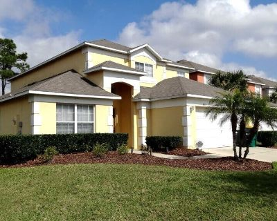 5 beds with private pool near Disney Parks - 4703GB - Kissimmee