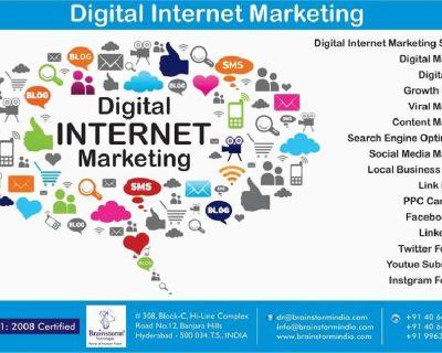 Top Digital Marketing Agency in Hyderabad