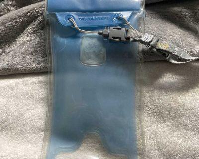 Underwater camera cover/case
