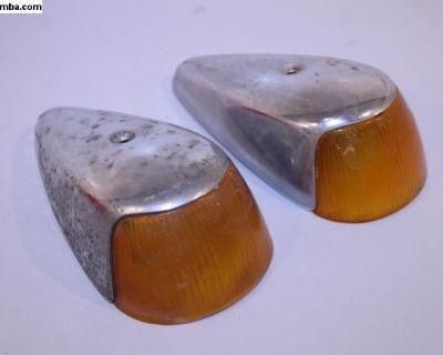 Bug Front Fender Turn Signal Lenses