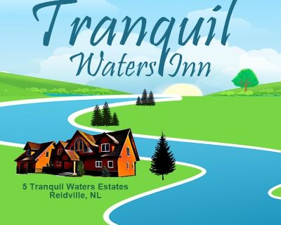TRANQUIL WATERS INN WATERFRONT SUITES WITH PRIVATE BALCONY. WESTERN NEWFOUNDLAND - Reidville
