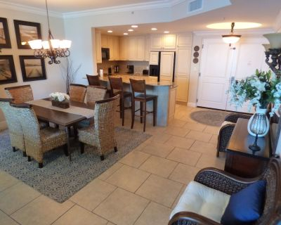 Beautiful UnObstructive Views Of Gulf and Sound 19th Floor Of Tower 4 - Pensacola Beach