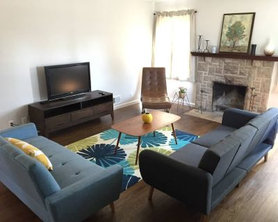 Mid Century Modern Inspired Home in Olde Town Main Street - West Chester