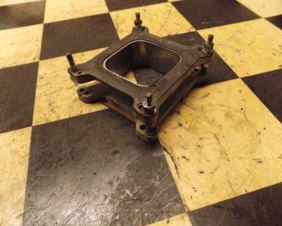 3850994 3855957 King Cobra Carburetor Spacer Assembly Stern Drive 7.4l