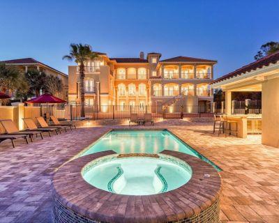 SANDY BEACH ESTATE: Gated, 9100 sq ft Estate with Pool, Hot Tub, Game Room! 30% OFF AUG! - Miramar Beach