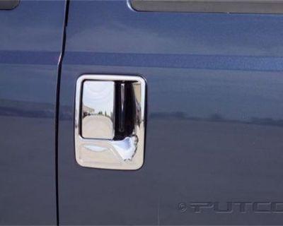Putco 401014 Door Handle Cover Fits 99-07 F-250 Super Duty F-350 Super Duty