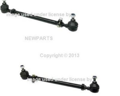 Mercedes W201 Steering Tie Rod Assembly Set Front Karlyn