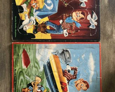 Collector s Howdy Doody Puzzles