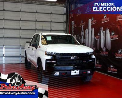 "2020 Chevrolet Silverado 1500 4WD Crew Cab 147"" LT Trail Boss"
