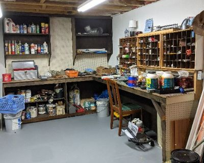 Estate Sale of Handyman, 3bdr House, Shed, Garage