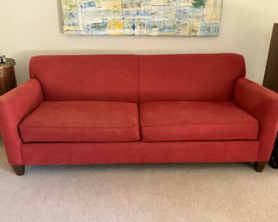 PA moving out sale: office chairs, sofa, grill (and bike)