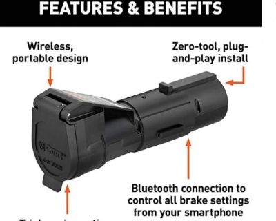 FS CURT, Bluetooth Brake Control