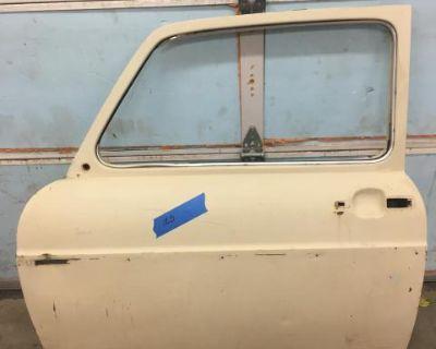 1968+ driver left side door fastback squareback