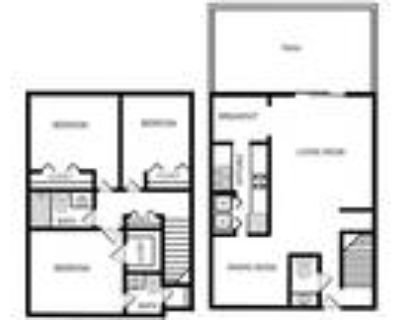 Ascent At Riverdale - THE PIEDMONT: 3 BED TOWNHOUSE