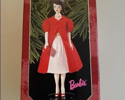 Hallmark Barbie Ornaments