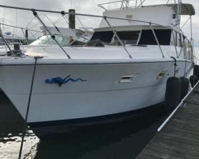 1978 Viking Dbl Cabin Motor Yacht