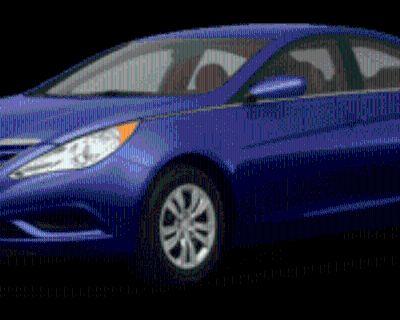 2011 Hyundai Sonata GLS 2.4L Automatic (PZEV)