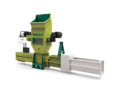 GREENMAX POLYSTYRENE COMPACTOR MODEL Z-C100