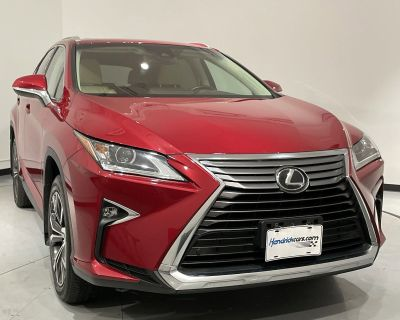 Pre-Owned 2019 Lexus RX RX 350 AWD SUV
