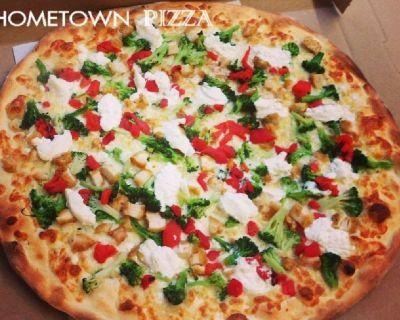 Hometown Pizza Saugus – Enjoy Saugus Pizza