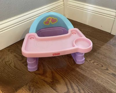 Fisher Price Doll Seat