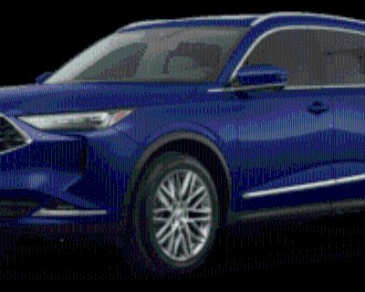 2022 Acura MDX Technology Package