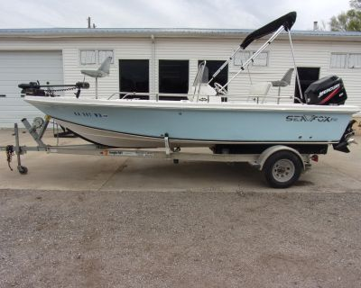 2005 Sea Fox 195 Bay Fisher