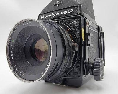 Professional Camera Equipment SLR & DSLR - Medium and 35mm and Digital ***We Ship Nationwide***