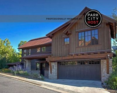 Ski In/Out - 5 BD - Sleeps 20 - Luxury Mtn Home - Park City