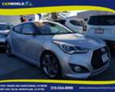 2013 Hyundai Veloster Turbo w/Black Int for sale