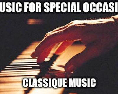 Best Music For Special Occasions