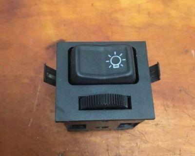 NOS Headlight Switch Genuine VW (321 941 531 K)