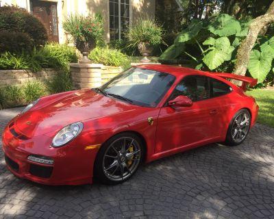 2010 Porsche 911 GT3 997.2
